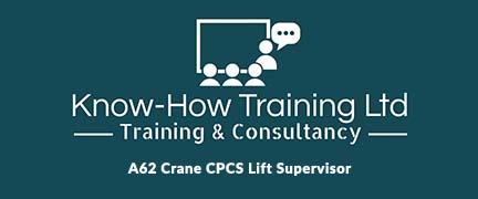 A62 Crane CPCS Lift Supervisor