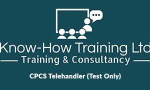 CPCS Telehandler